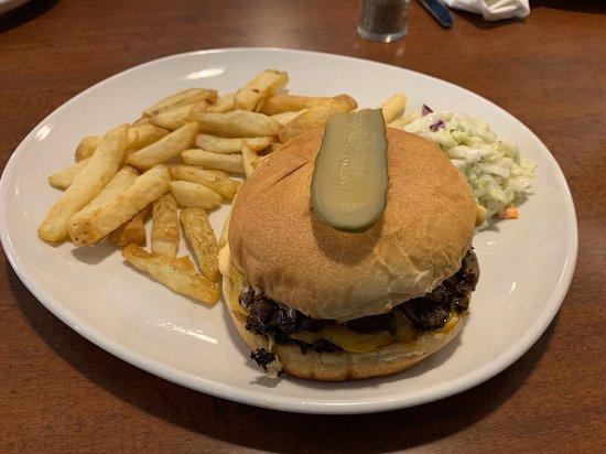 Legendary Burger w/ Fries