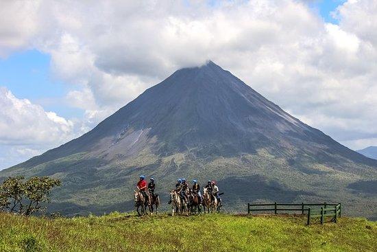 Arenal Volcano Horseback Riding