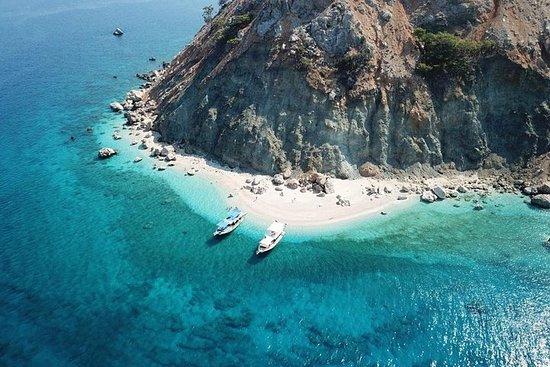 Magnificent yacht tour Adrasan - Turkish Maldives -Suluada