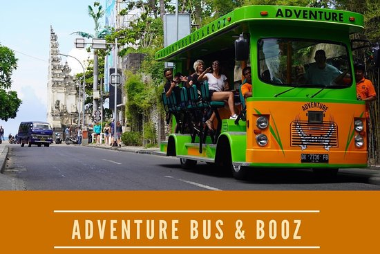 Adventure Bus & Booz