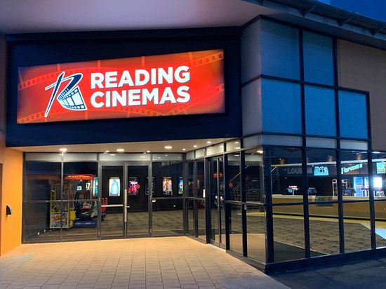 Reading Cinemas Devonport