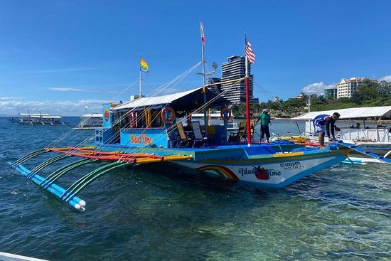 Cebu Boat Rental