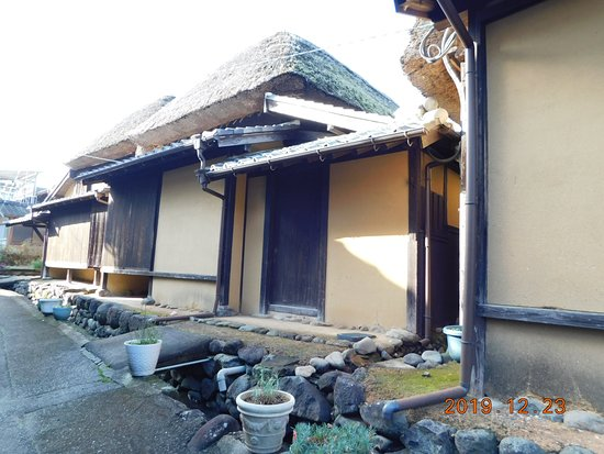 Preservation District for Traditional Buildings in Hamashozu Town and Hamakanaya Town, Kashima City