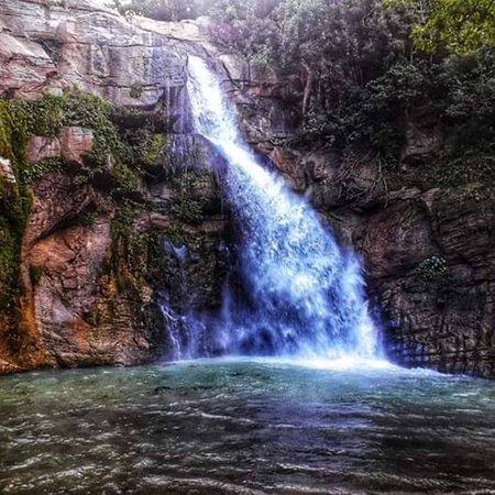 Ellewala Water Falls, near wellawaya.