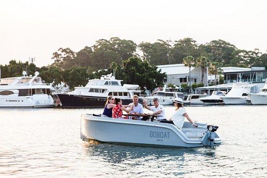 GoBoat Gold Coast