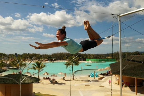 MACA FLY - Flying Trapeze Experience