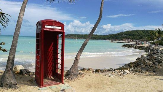 Dickinson bay Antigua e Barbuda