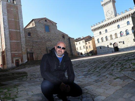Μοντεπουλτσιάνο, Ιταλία: Greetings to all dear friends from Montepulciano.🤗