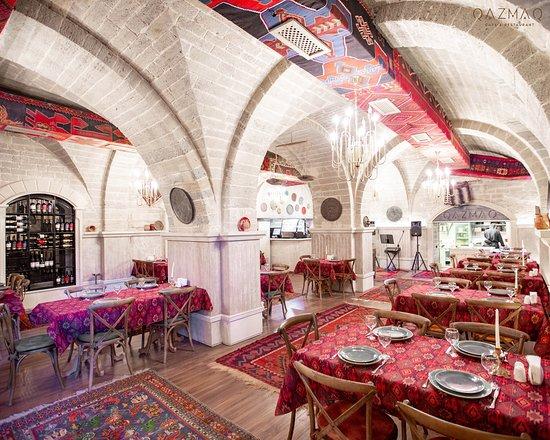 Qazmaq Cafe Restaurant Baku Restaurant Reviews Photos Phone Number Tripadvisor