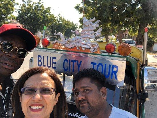 Blue City Tour - Ramesh Tuk Tuk - Jodhpur