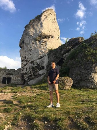 Ogrodzieniec ภาพถ่าย