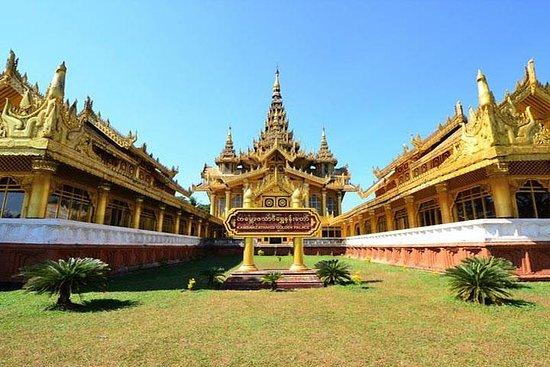 Tagesrückfahrt nach Bago von Yangon