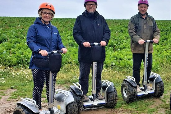 EasiGlide - North Devon Segway Experience