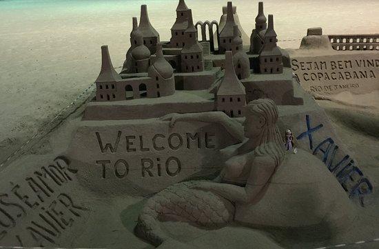 Rio de Janeiro, RJ: Copacabana Beach at night - Welcome to Rio by Xavier ...