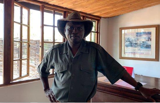 Baines Drift, Botswana: Ranger Joe