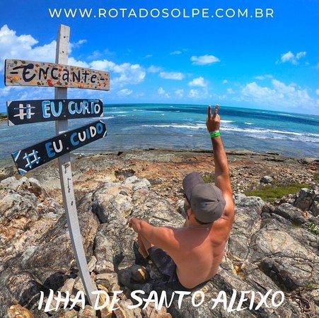 Sirinhaém, PE: Venha conhecer com a Rota do Sol. Ilha de Santo Aleixo. +55 81 9 9239-7342.
