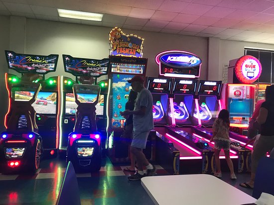 Vince's Sports Center Skee Ball