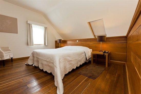 Feluy, Бельгия: Chambre d'une Suite de Luxe (duplex)
