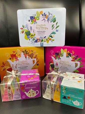Confezioni regalo English Tea Shop