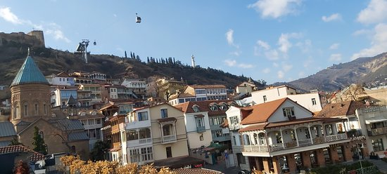 Visit to Old Tbilisi