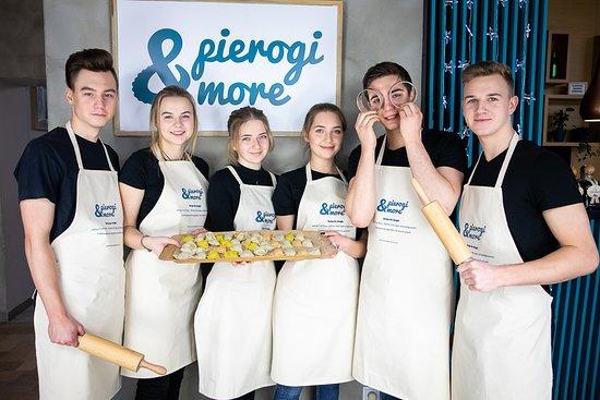 PIEROGI & MORE cooking class