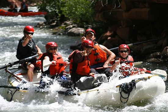 Rafting Telluride sur la rivière San Miguel: Rafting d'une journée