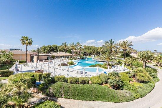 Colonial Style Family Resort Review Of Blau Colonia Sant Jordi