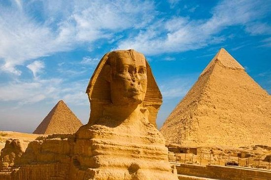 ENTDECKEN SIE: Ägypten (Kairo...