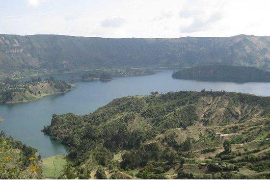 Addis-Abeba - Lac de cratère Wonchi