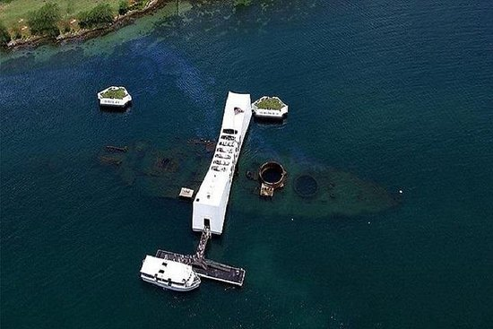 Tour 3K - Pearl Harbor Arizona Memorial...