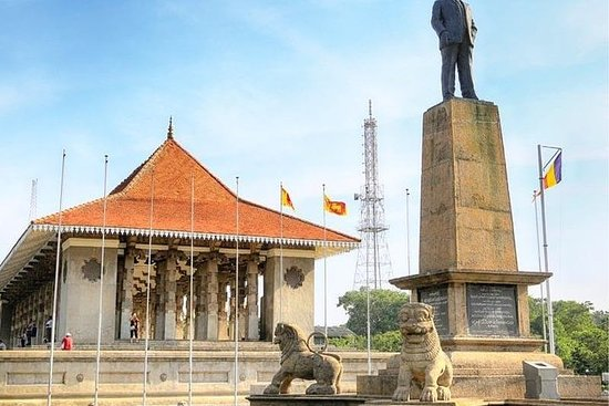 Colombo City Tour with private car and...