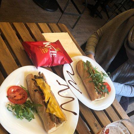 Fantastic lunch!