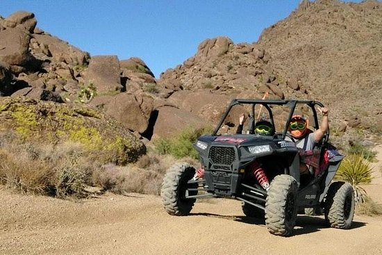 Extreme RZR Tour of Hidden Valley and...