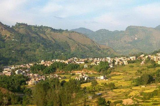 Trek dans la vallée de Katmandou avec...