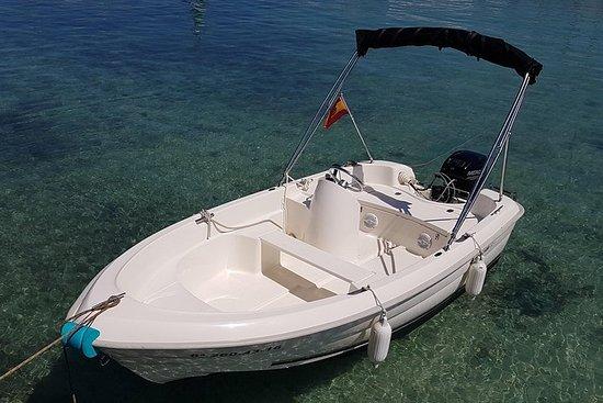 Noleggio barche senza patente - B410