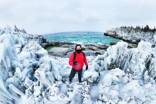 Bruce Peninsula Winter Adventure