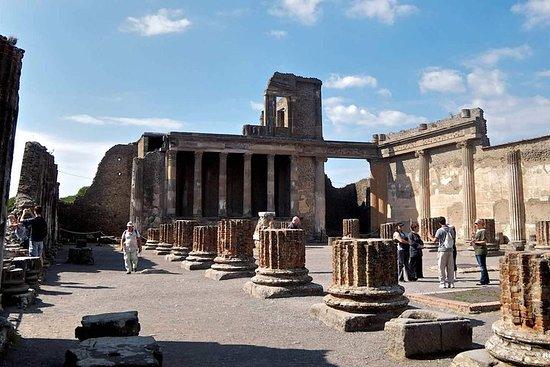 Pompeii, Herculaneum en ...