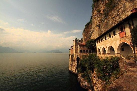 Over Maggiore-søen til Hermitage of...