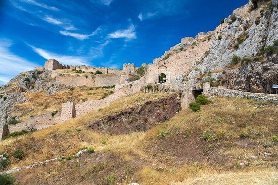 Ancient Corinth: Privat halvdagstur fra...