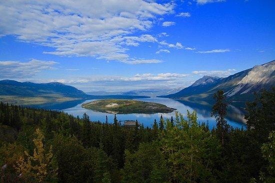 Luxury sight seeing tour. Skagway to Emerald Lake, Yukon in private...