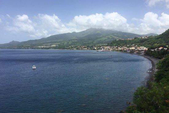 Escursioni nel nord o nel sud della Martinica