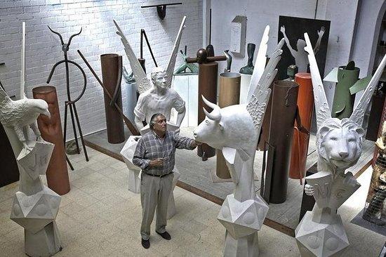 """""""Creatividad en Palo Alto"""" - Art Tour"""