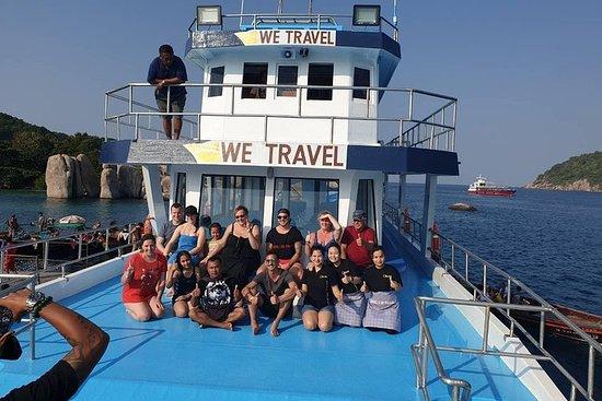 Aventura de snorkel de día completo...