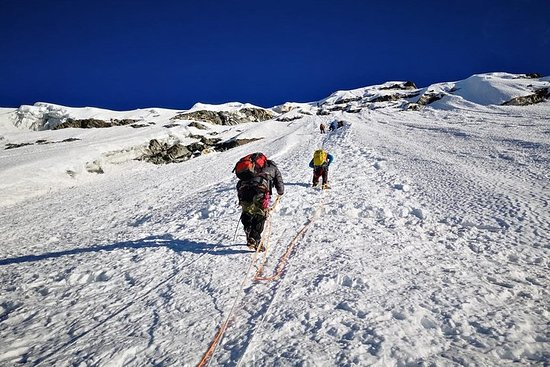 Trek du camp de base de l'Everest...