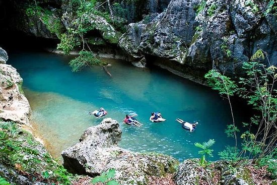 Zip Lining & Cave Tubing From...
