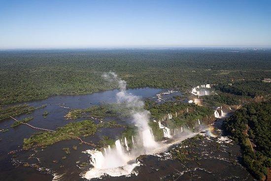 2 Tage Iguazu Falls Argentinian Side + Besuch der Ruinen von San...