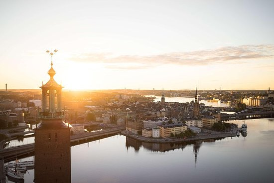 Visita guiada privada a Estocolmo