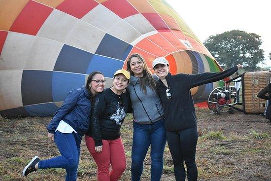 Vol en montgolfière (Amatitán)