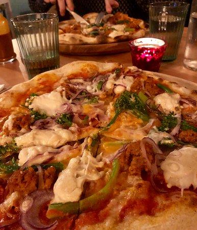 September 2019 - Pizza