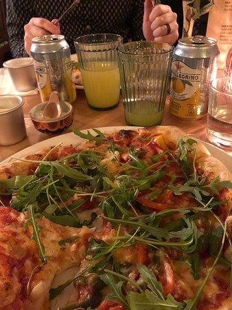 January 2020 - Pizza